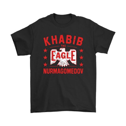 Khabib The Eagle Nurmagomedov Tee