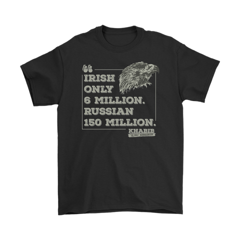 Khabib Russian 150 Million Tee