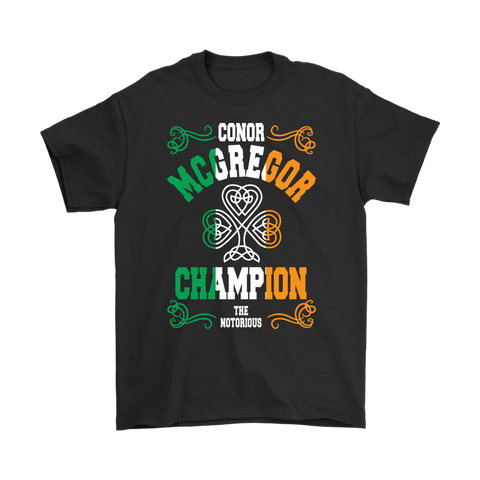 Conor McGregor The Notorious Tee