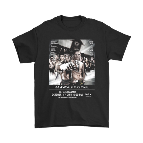 K-1 World Max Final 2014 Tribute Tee