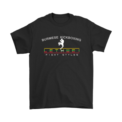 Fight Styles - Lethwei Tee