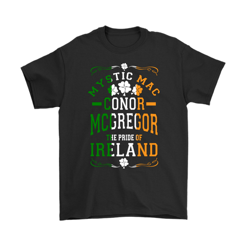 Conor McGregor Pride Of Ireland