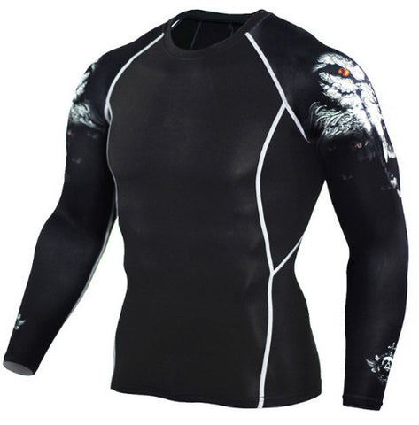Lycan Compression Top (Long Sleeves)