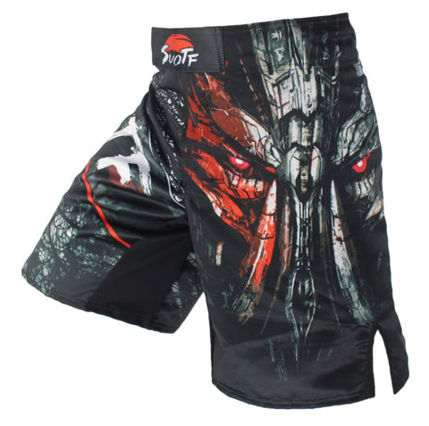 Mecha Fight Shorts