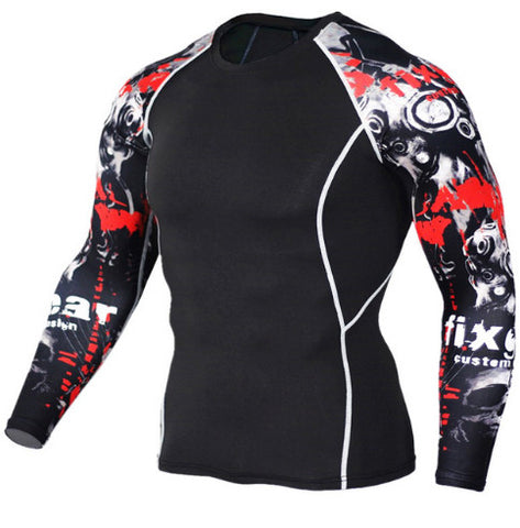 Mecha Compression Top (Long Sleeves)