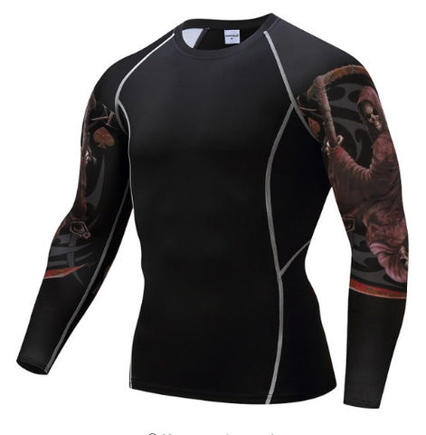 Reaper Compression Top (Long Sleeves)