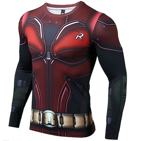 Robin Compression Top (Long Sleeves)