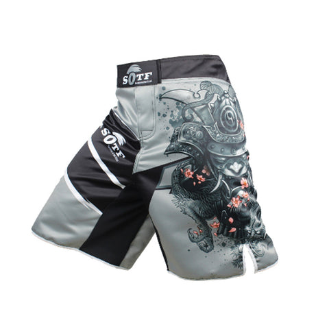 Sakura Samurai Fight Shorts