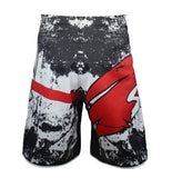 Skull Cross Fight Shorts