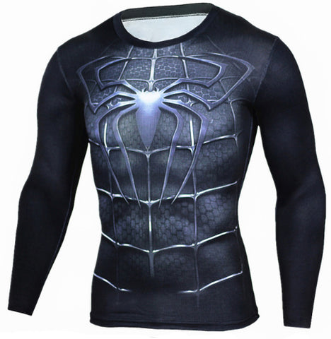 Symbiote Compression Top (Long Sleeves)