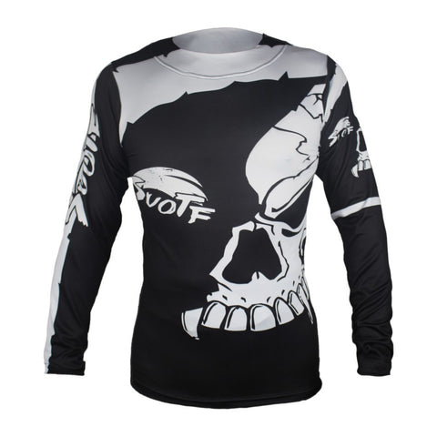 Skeleton Rashguard