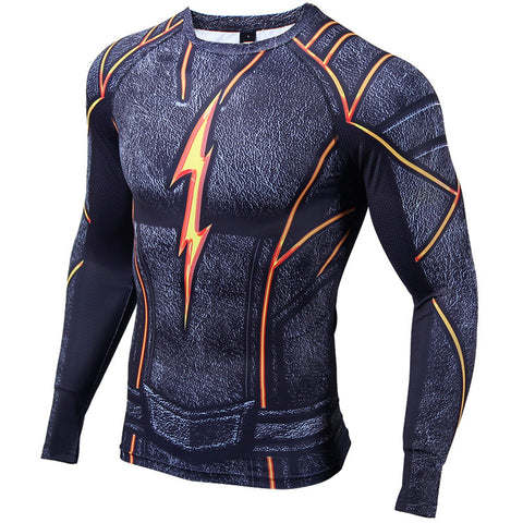 The Rival Compression Top (Raglan Sleeves)