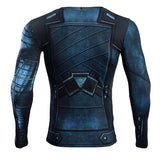 Winter Soldier Compression Top (Long Sleeves)