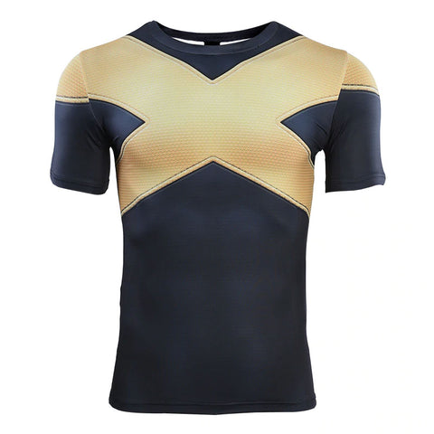 X-Men Dark Phoenix Compression Top (Short Sleeves)