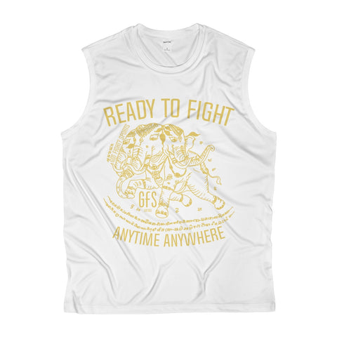 Got Fight? RTF 3 Headed Elephant Yant Sports Tank Top