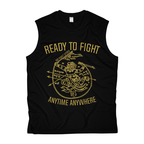 Got Fight? RTF Hanuman Yant Sports Tank Top