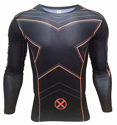 Cyclops Compression Top (Long Sleeves)
