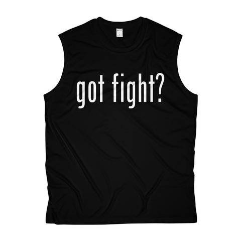 Got Fight? Sports Tank Top