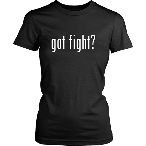 TMS Got Fight? Ladies Tee