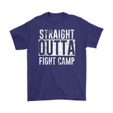 Straight Outta Fight Camp Tee