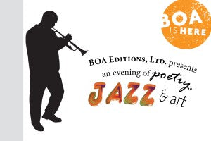 A night of poetry, art, and jazz with BOA!