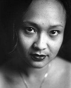 Barbara Jane Reyes. BOA Poet. Photo by Peter Dressel.