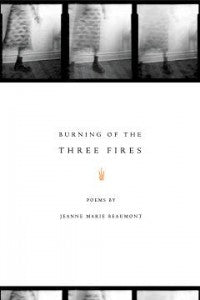 Burning of the three fires book photo