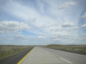 The open road as seen by Keetje Kuipers
