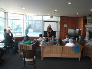 Syracuse University intern Rachel Abelson introduces the authors