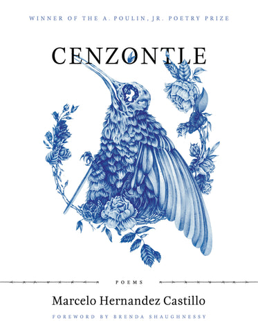 Cenzontle (Pre-order) - BOA Editions, Ltd.