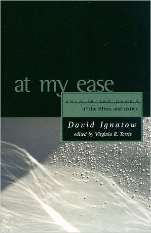 At My Ease: Uncollected Poems of the Fifties and Sixties - BOA Editions, Ltd.