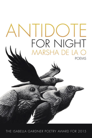 Antidote for Night - BOA Editions, Ltd.
