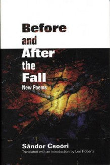 Before and After the Fall - BOA Editions, Ltd.
