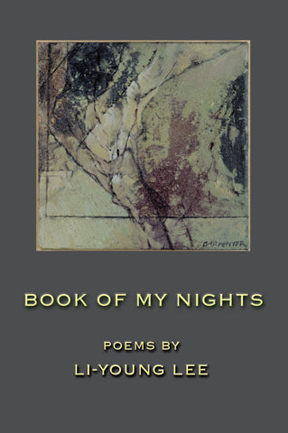 Book of My Nights - BOA Editions, Ltd.