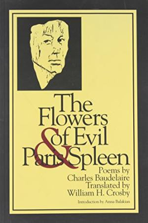 Flowers of Evil and Paris Spleen - BOA Editions, Ltd.
