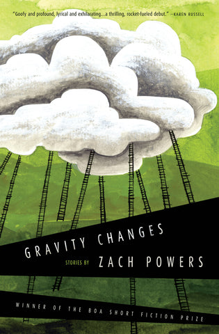 Gravity Changes - BOA Editions, Ltd.
