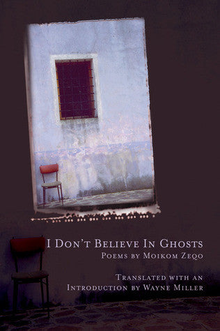 I Don't Believe in Ghosts - BOA Editions, Ltd.