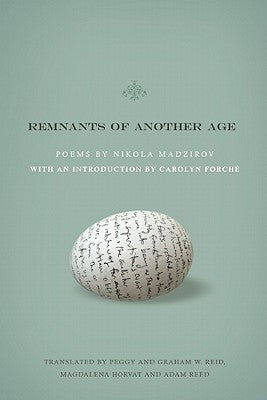 Remnants of Another Age - BOA Editions, Ltd.