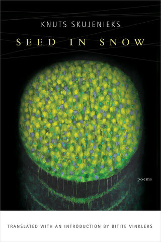 Seed in Snow - BOA Editions, Ltd.