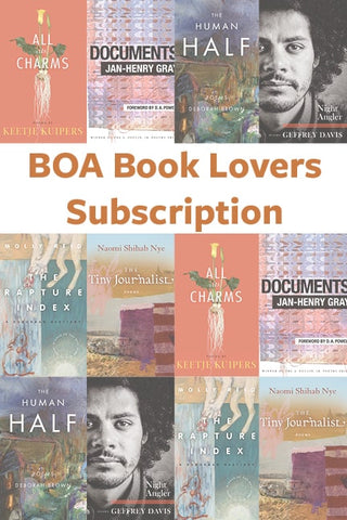 BOA Book Lovers Subscription - BOA Editions, Ltd.