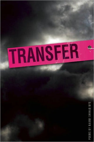 Transfer - BOA Editions, Ltd.