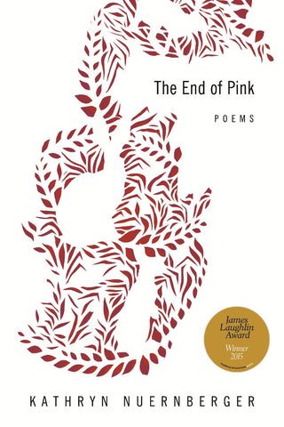 The End of Pink - BOA Editions, Ltd.