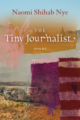 The Tiny Journalist - BOA Editions, Ltd.