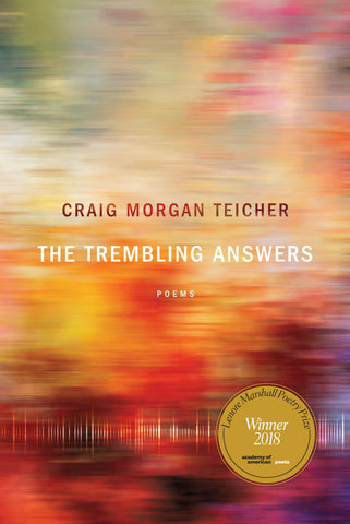 The Trembling Answers - BOA Editions, Ltd.