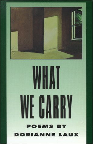 What We Carry - BOA Editions, Ltd.