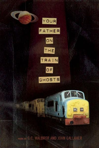 Your Father on the Train of Ghosts - BOA Editions, Ltd.