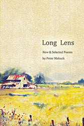 Long Lens: New & Selected Poems - BOA Editions, Ltd.
