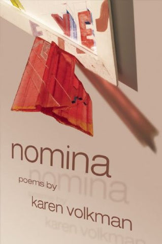 Nomina - BOA Editions, Ltd.