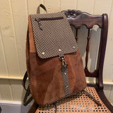 Upcycled Leather at Savannah Belle