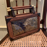 Handcrafted Rosewood Bags at Savannah Belle